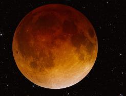 Lunar eclipse 4.15.2014 taken by R Jay GaBany