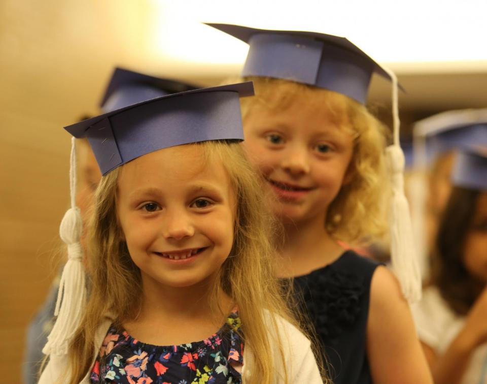 Northpoint Kindergarten Graduation 2018