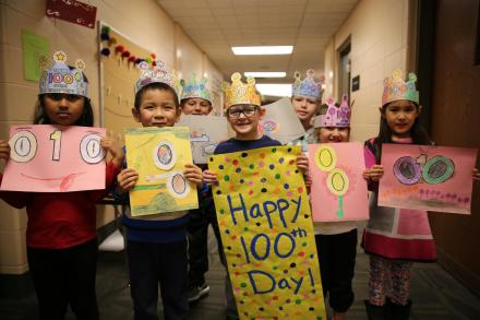 Northpoint celebrates 100th Day