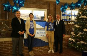 Northpoint Blue Ribbon School Community Celebration, Dec. 7, 2016